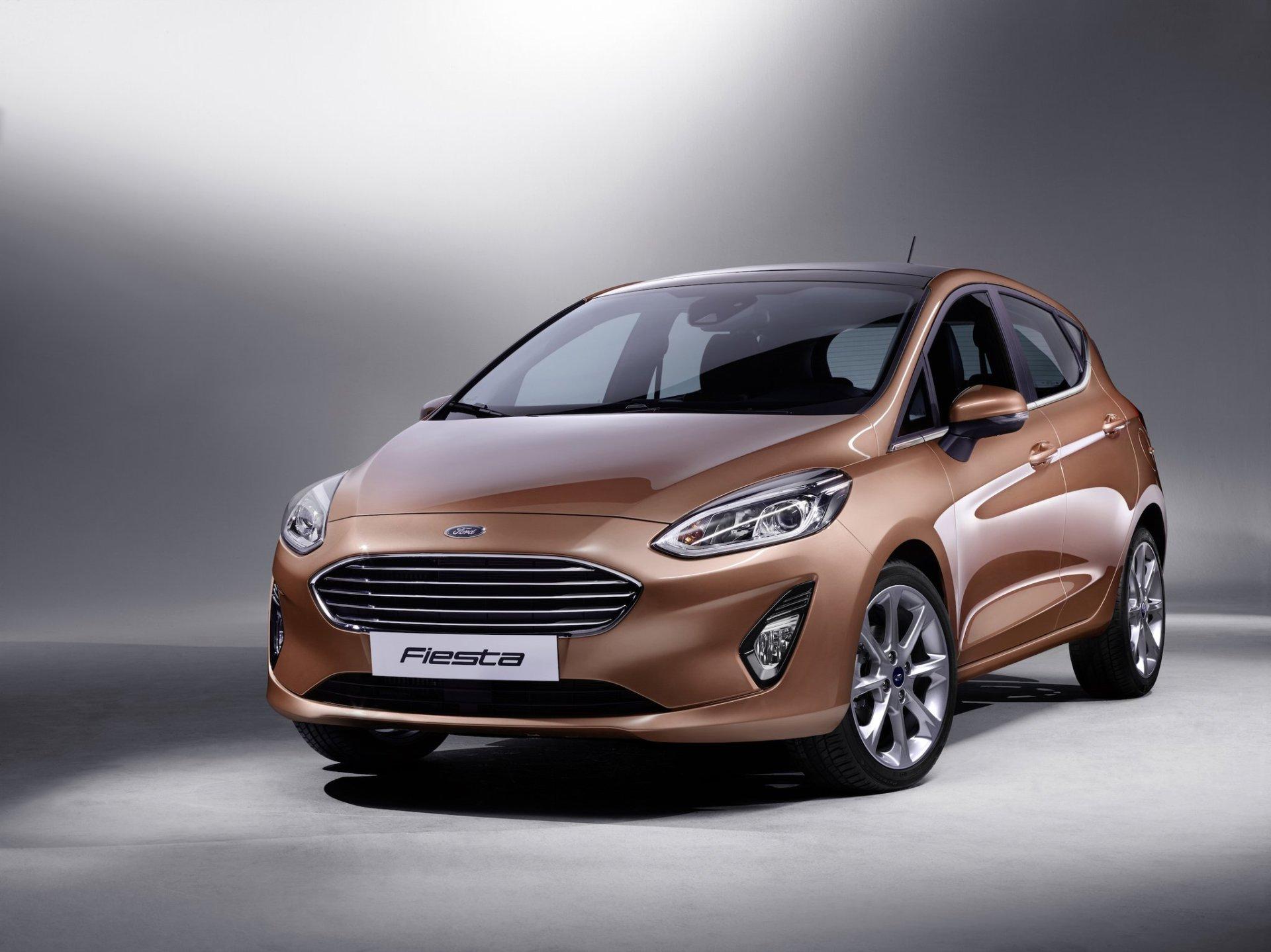 Novo Ford Fiesta já tem preços