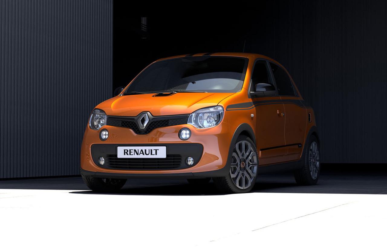 Renault Twingo GT agora com caixa EDC!
