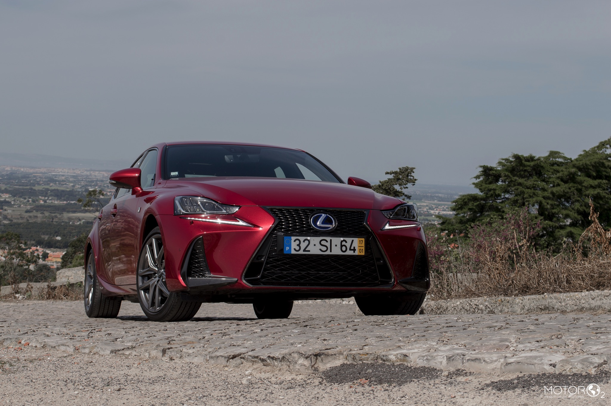 Lexus IS300h F-Sport+