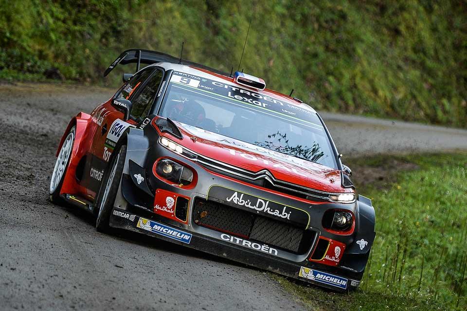 Sébastien Loëb vai testar Citroën C3 WRC