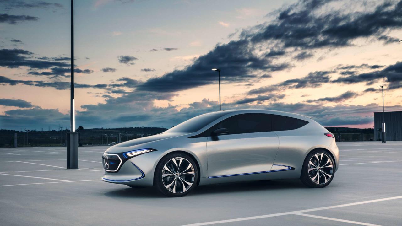 Grupo Daimler com futuro eléctrico