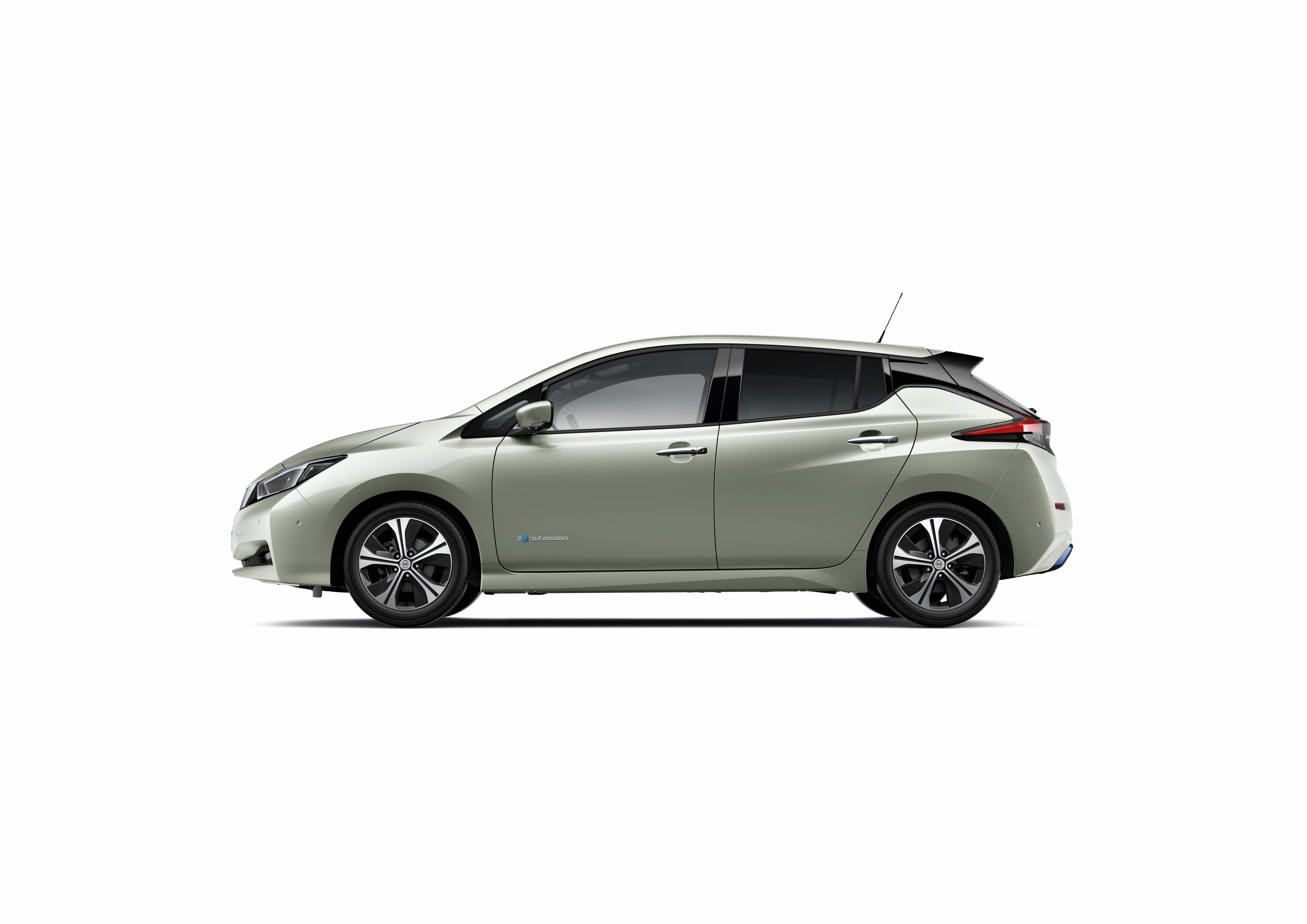 Tudo sobre o novo Nissan Leaf
