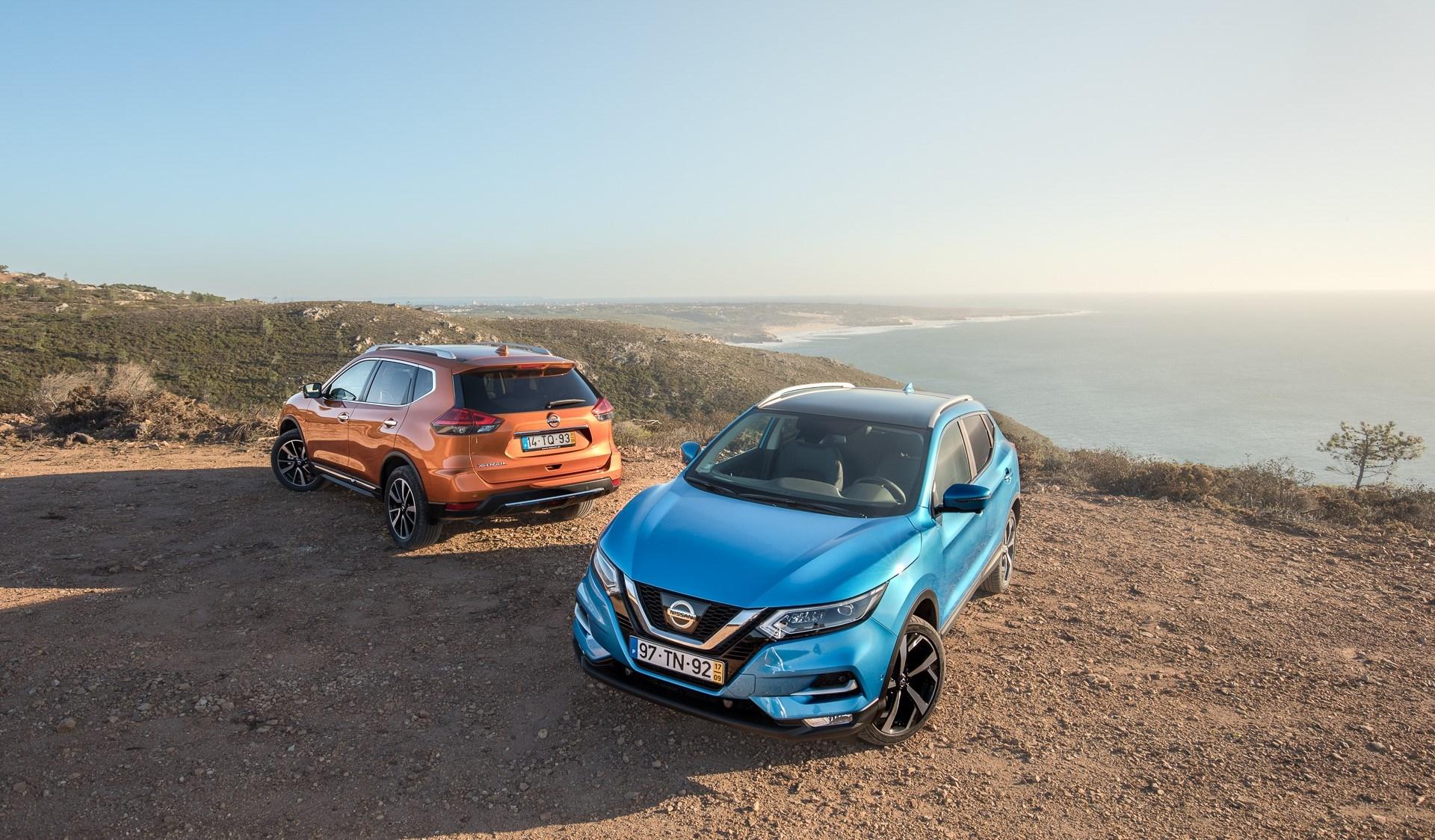 Crossover Domination: Novos Nissan Qashqai e X-Trail