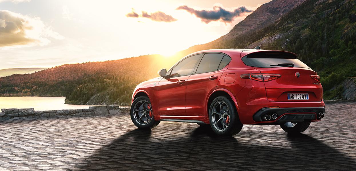 Tudo sobre o novo Alfa Romeo Stelvio Quadrifoglio