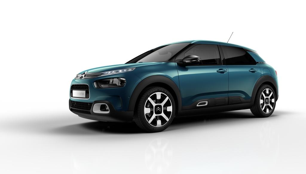 O que precisamos de saber sobre o novo Citroën C4 Cactus