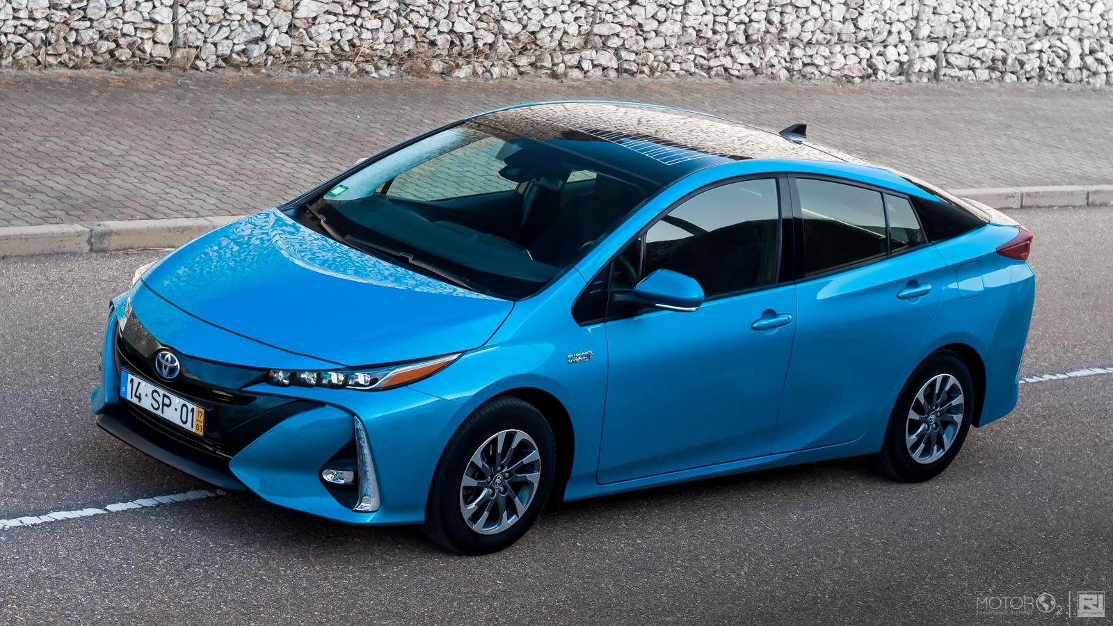 Toyota Prius Plug-In Hybrid (NG)