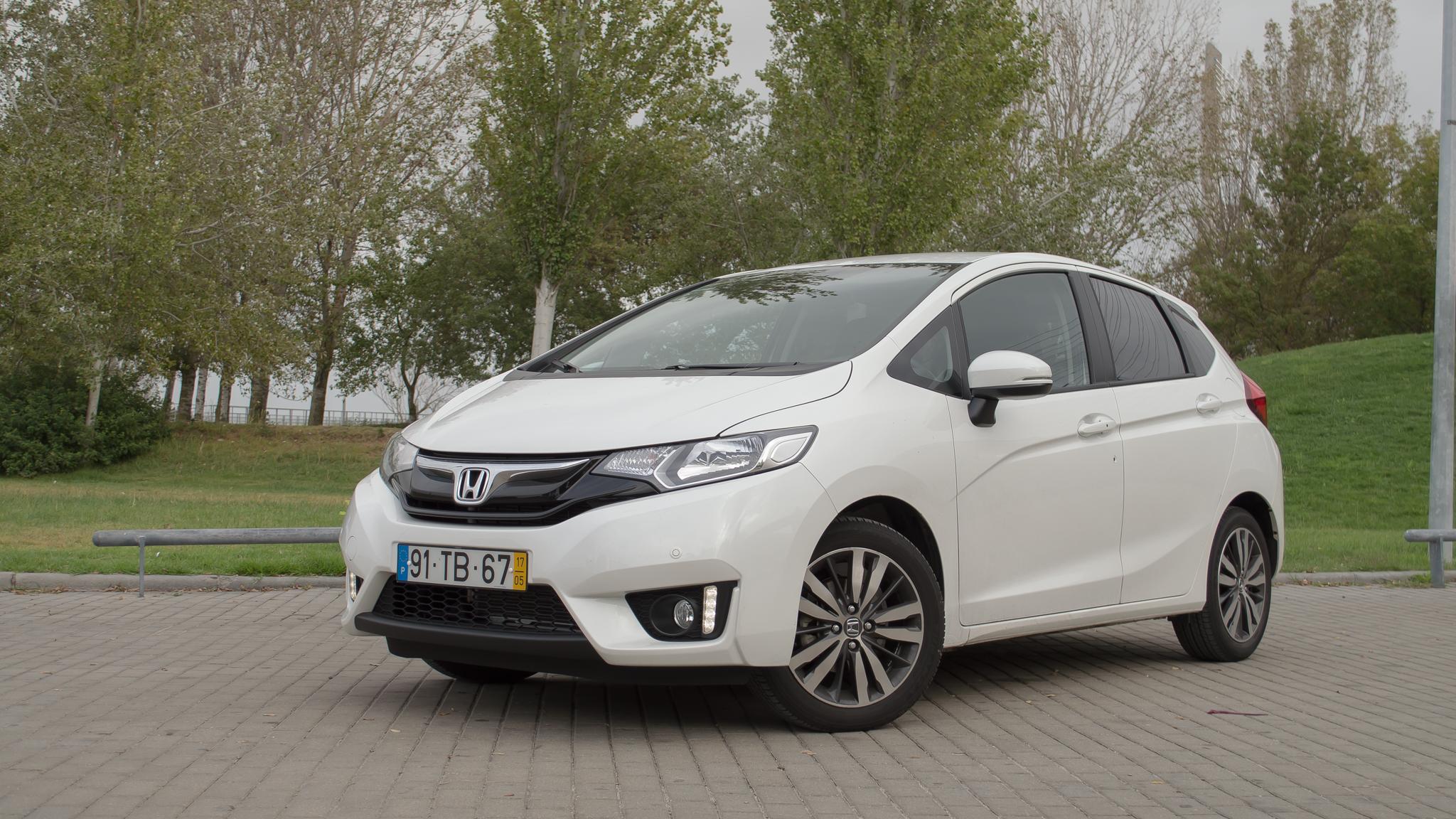 Honda Jazz 1.3 i-VTEC Elegance Connect Navi