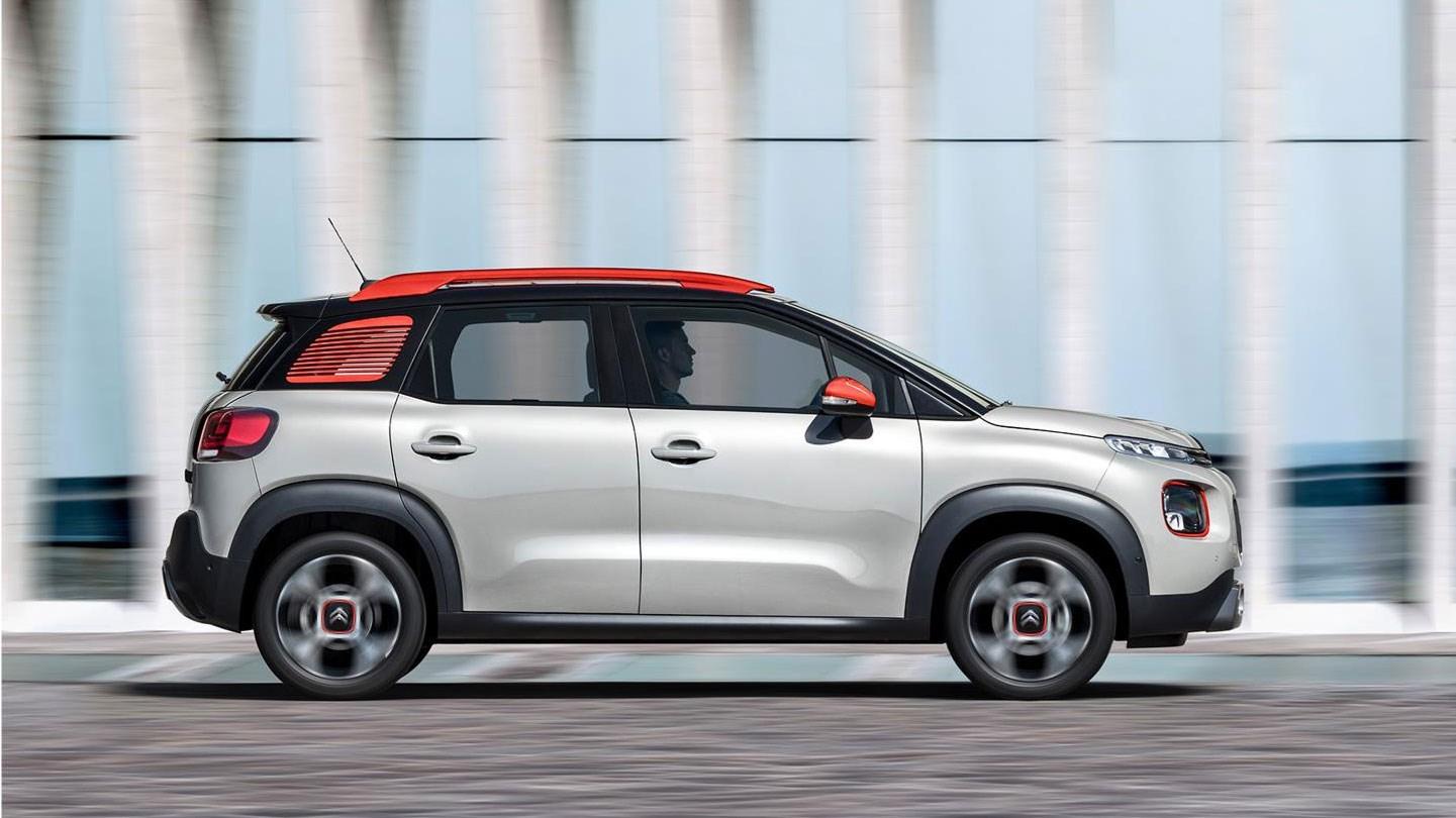 "Citroën C3 AirCross vence ""AutoBest"""