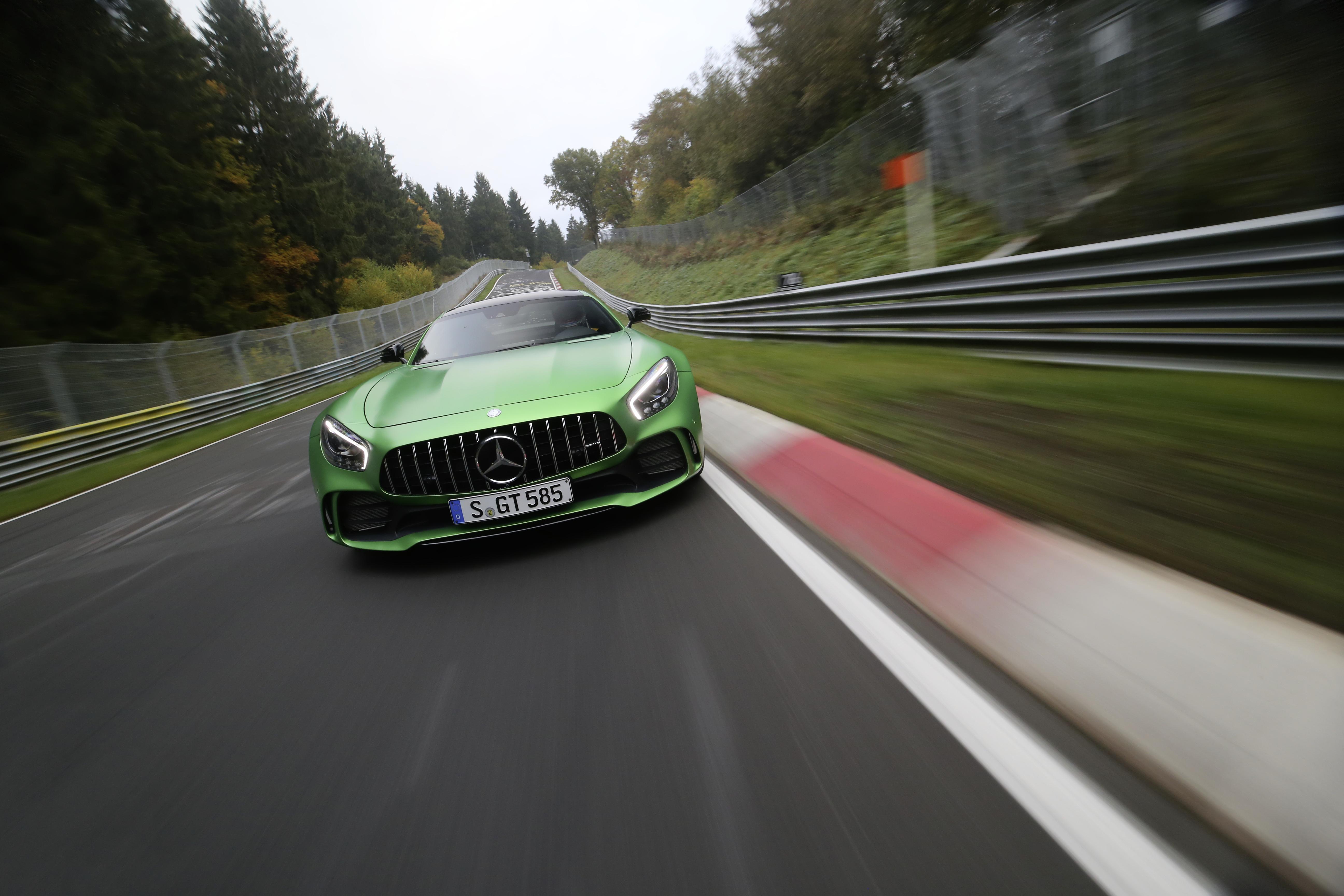 Mercedes-Benz conquista o 4º lugar das vendas em 2017