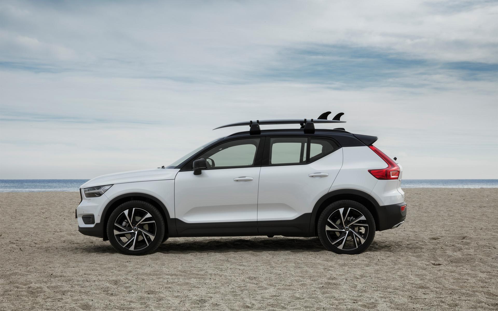 Volvo XC40 já regista mais de 20.000 encomendas
