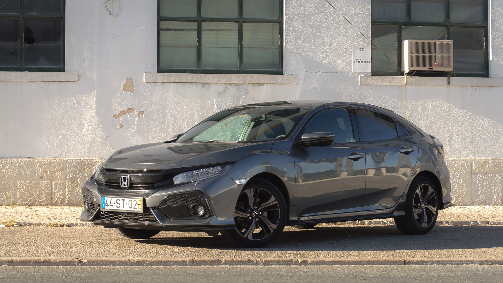 Honda Civic 1.5 i-VTEC Turbo Sport Plus