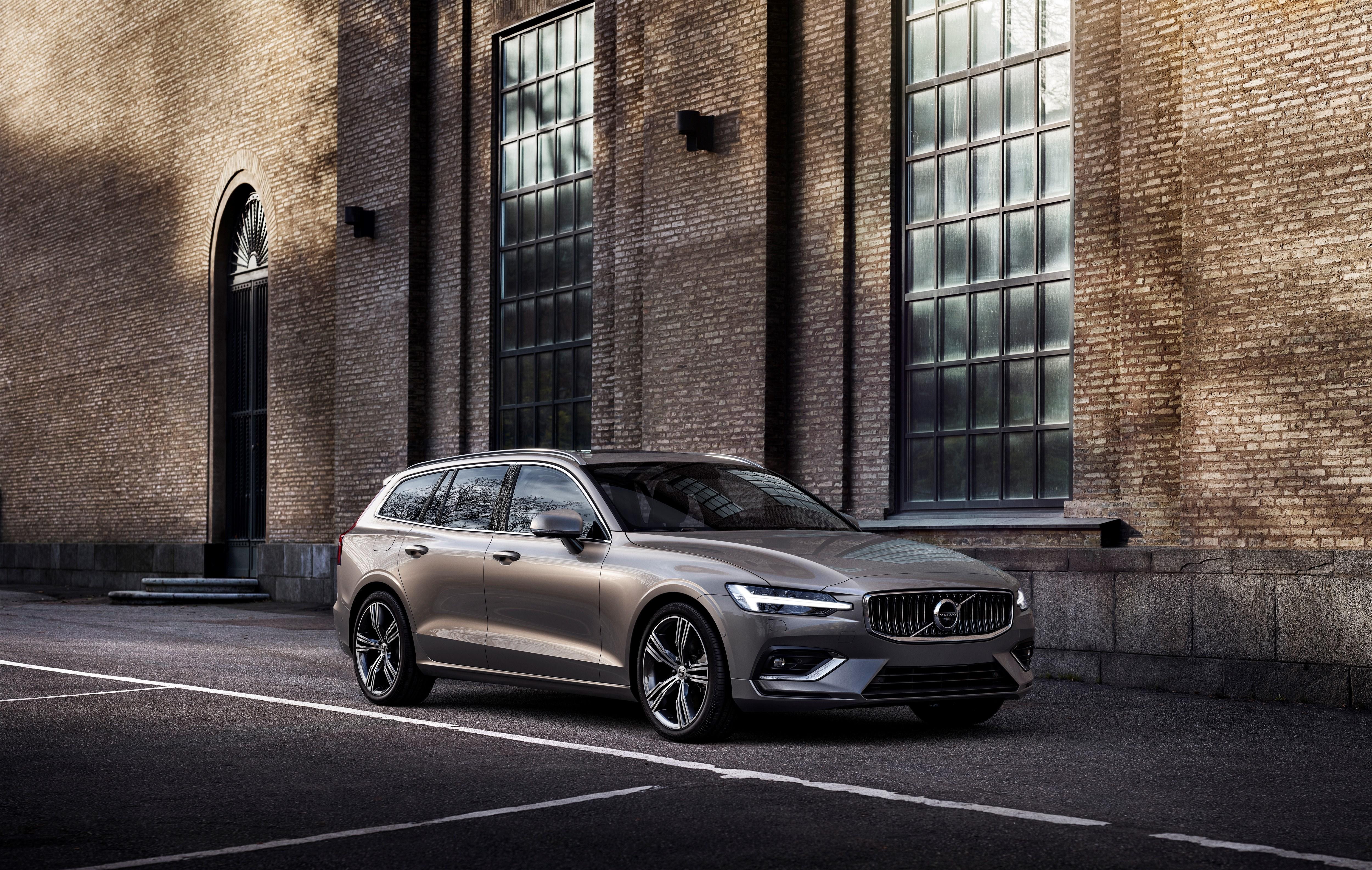 Chegou a nova Volvo V60