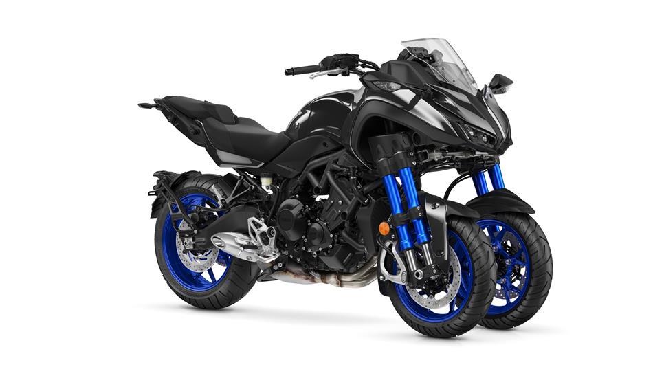Nova Yamaha Niken já disponível em Portugal