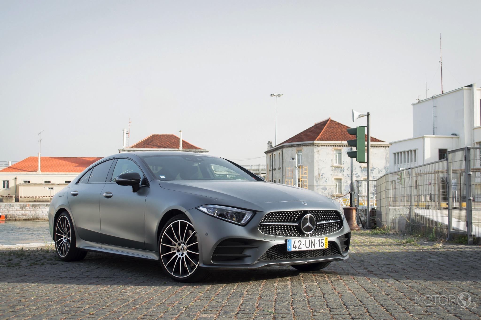 Mercedes-Benz CLS400d