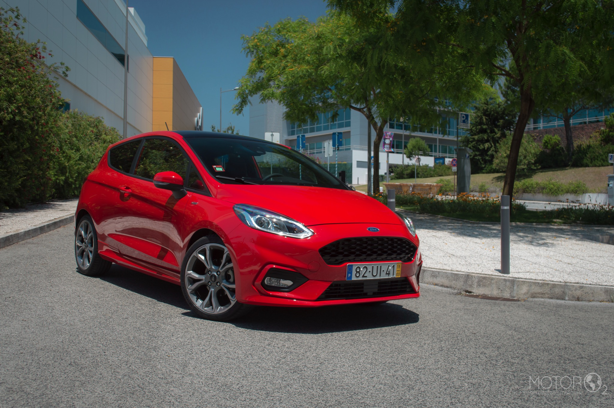 Ford Fiesta ST Line 1.0 EcoBoost 140