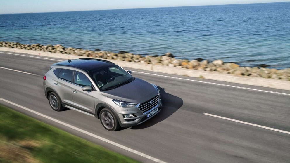 """Best-Seller"" renovado. Conhece o novo Hyundai Tucson"