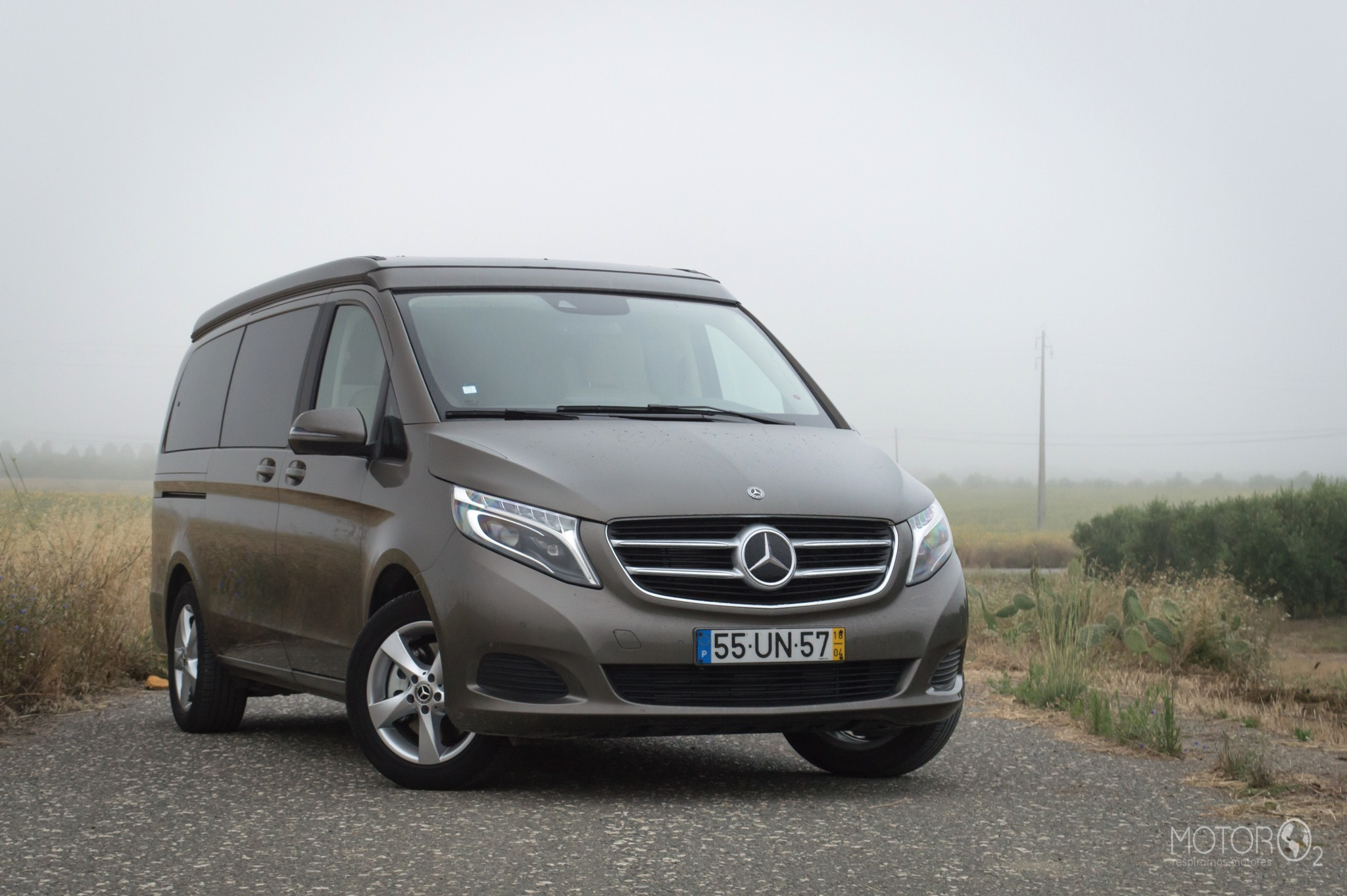 Mercedes-Benz V250d 'Marco Polo'