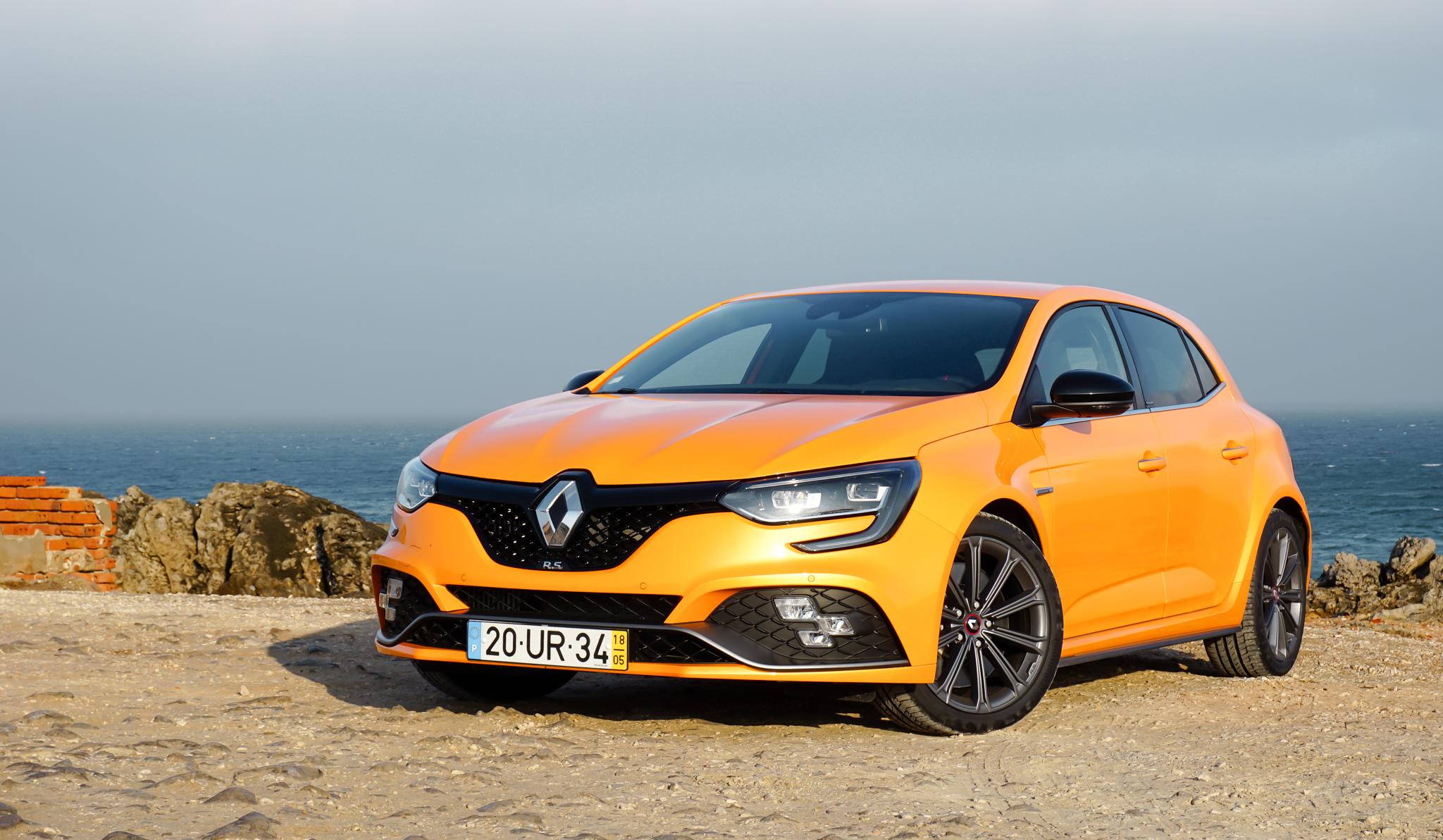 Renault Megane R.S. IV EDC