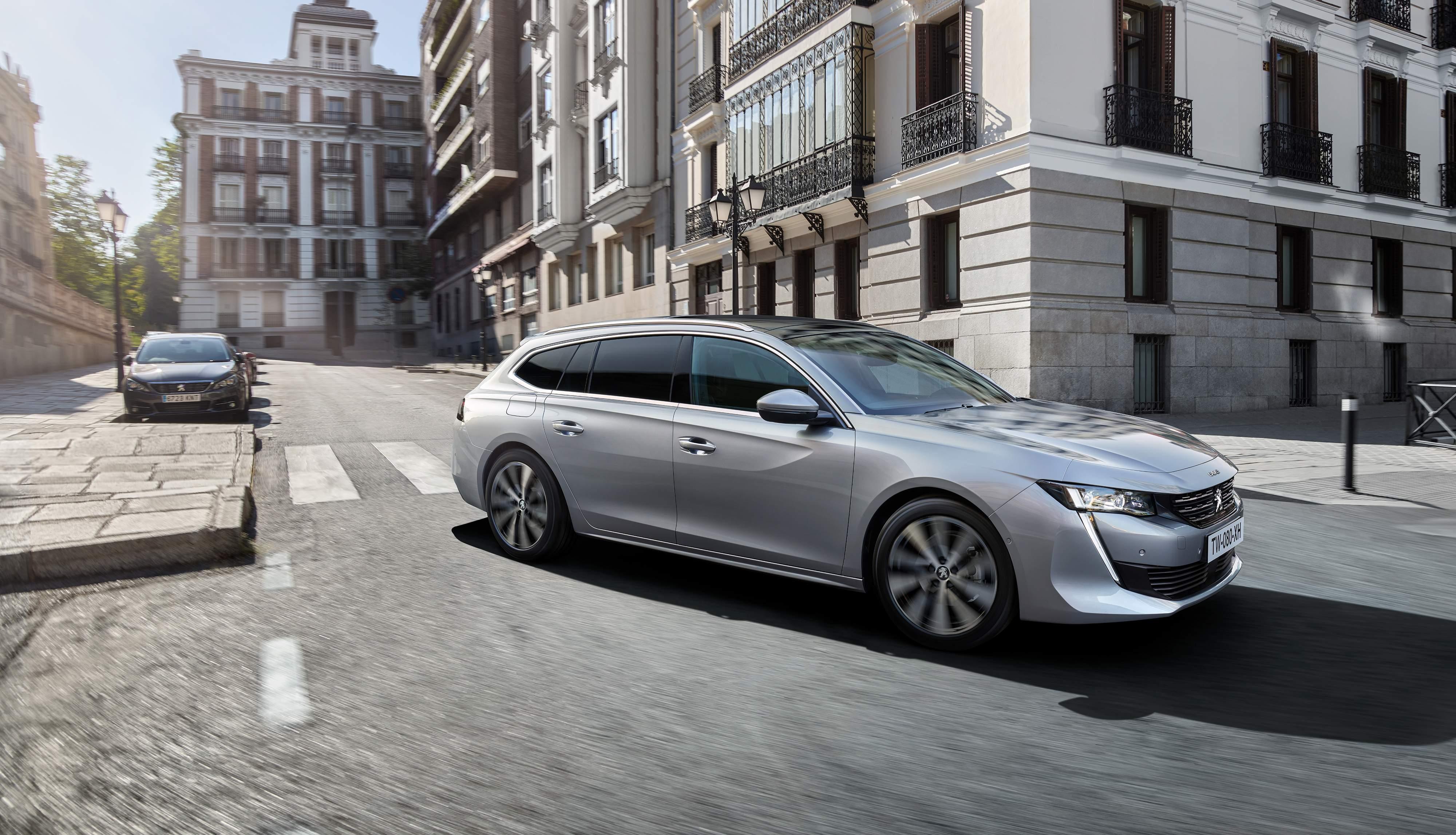 Peugeot regressa a Portugal para apresentar a nova 508 SW