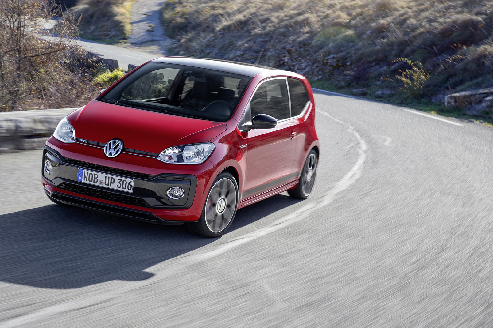 Volkswagen Up! GTI chega a Portugal