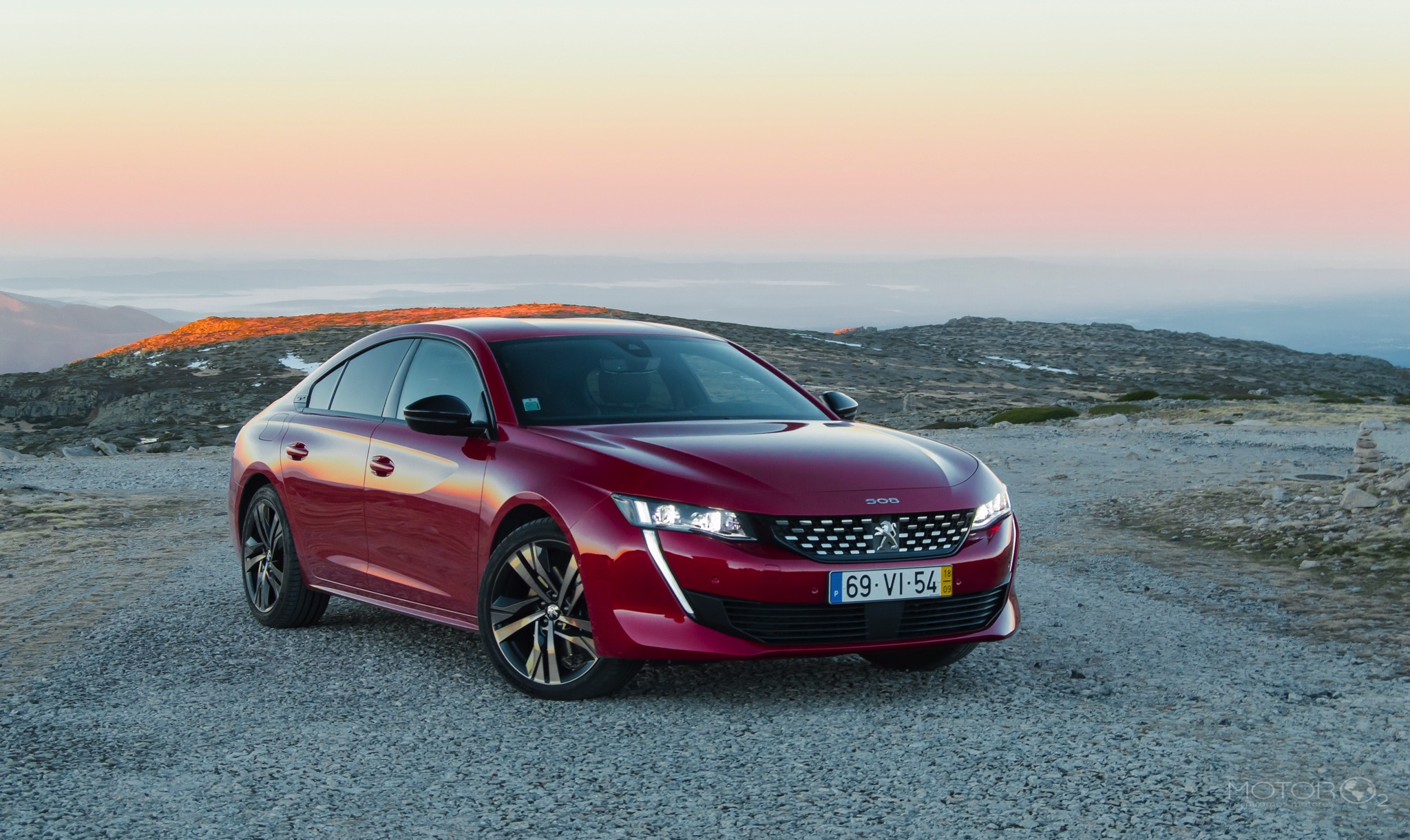 Peugeot 508 GT 'First Edition'