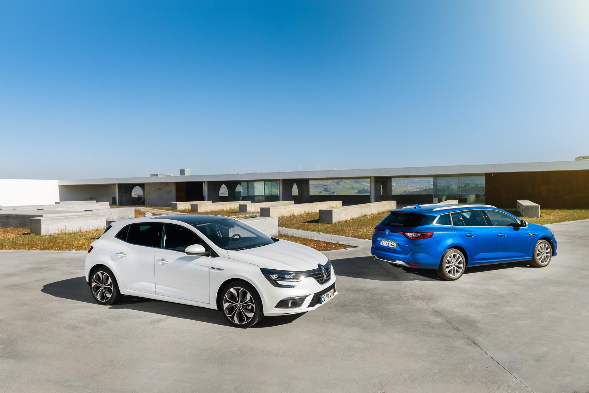 Primeiro Contacto: Novo motor 1.3 TCe no Renault Mégane