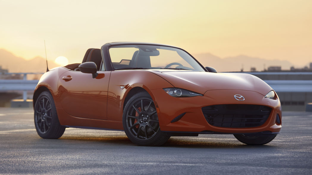 Mazda desvenda MX-5 30th Anniversary Edition