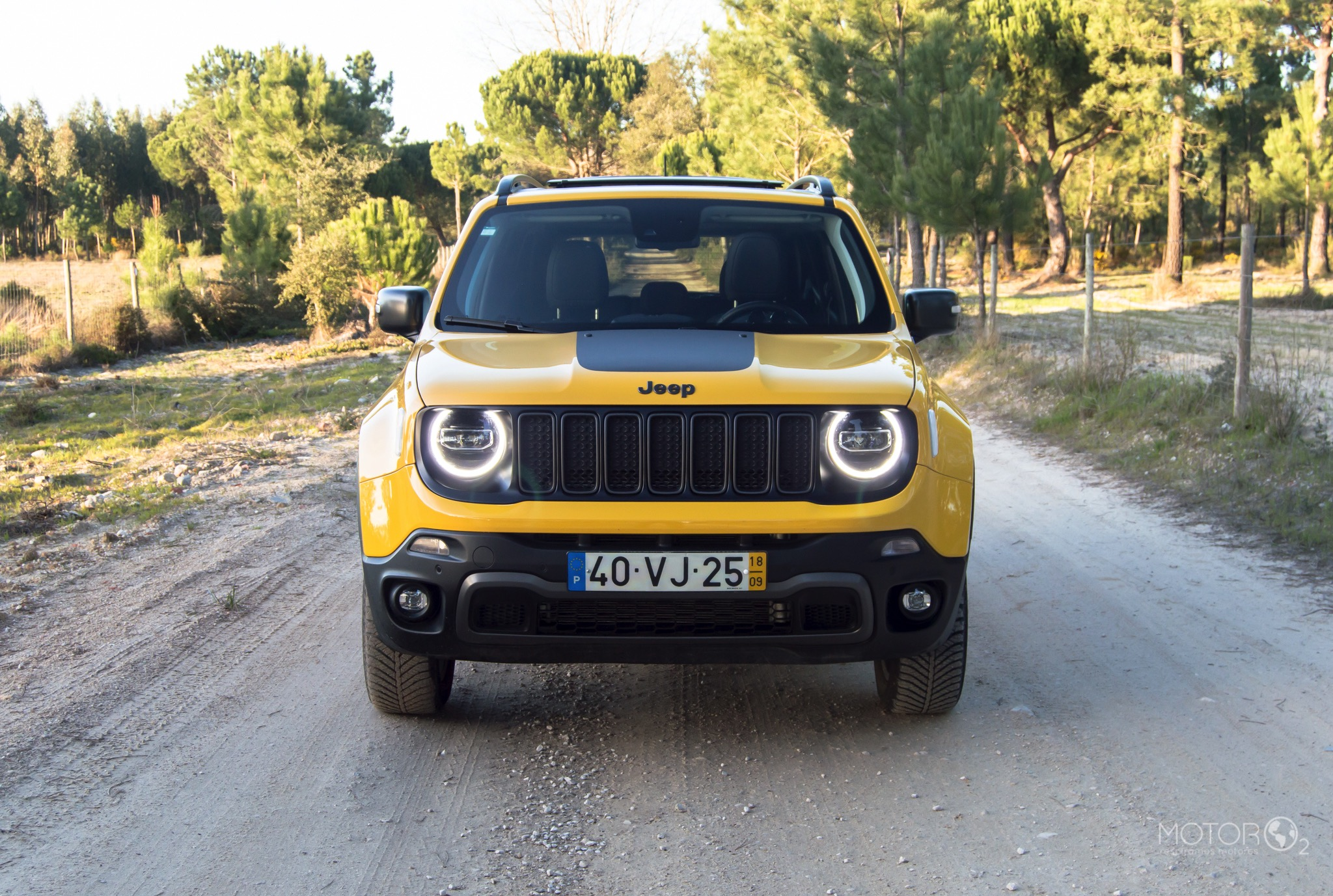 Jeep Renegade Trailhawk 4×4