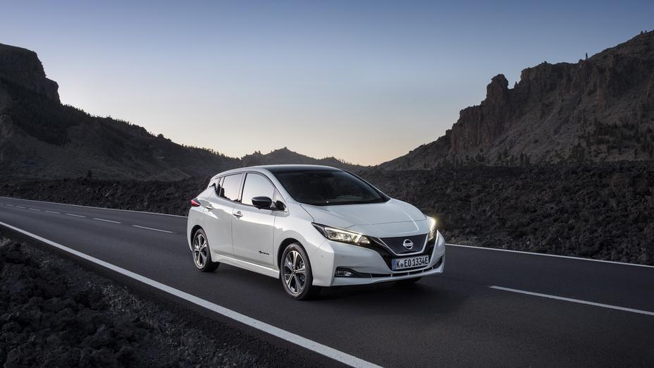 Nissan fecha 2018 com números recorde em Portugal