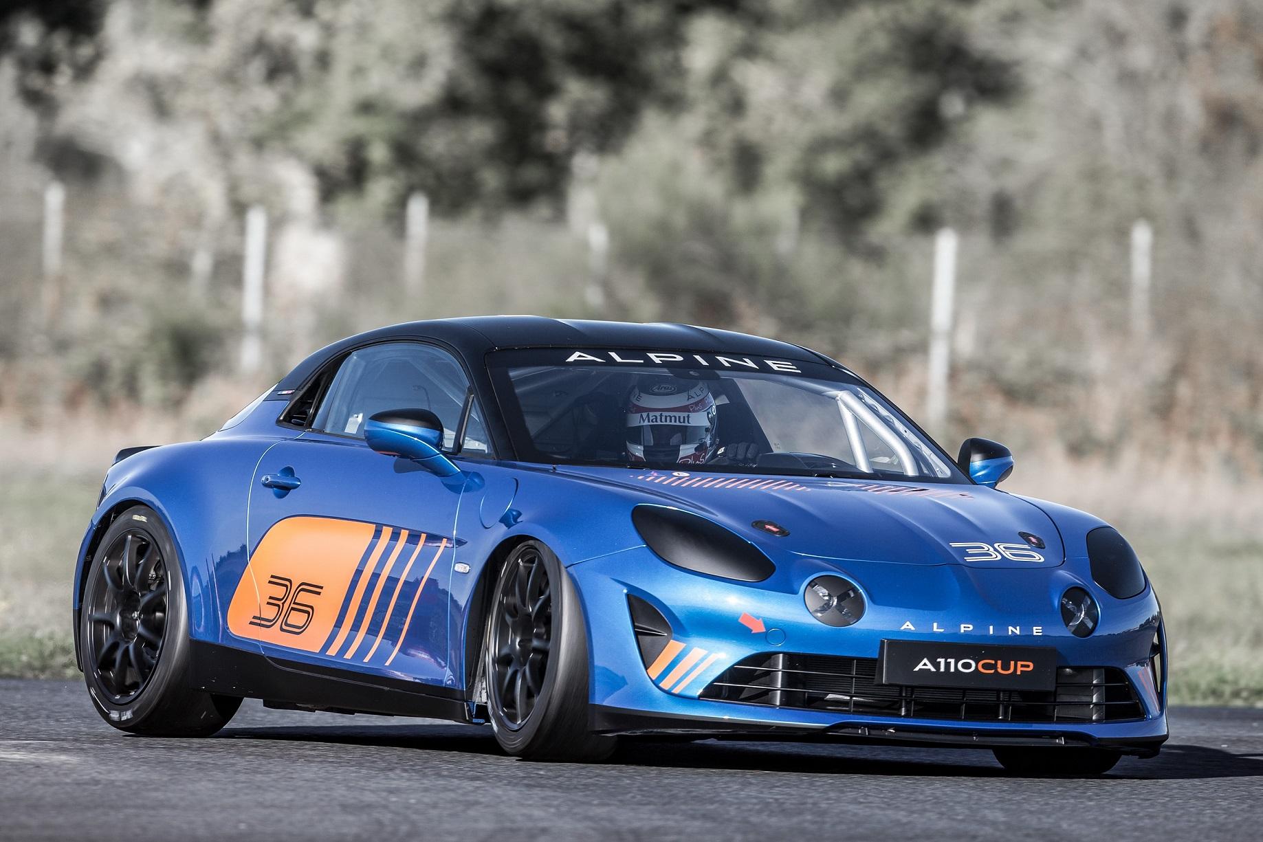 Alpine acelera o desenvolvimento desportivo