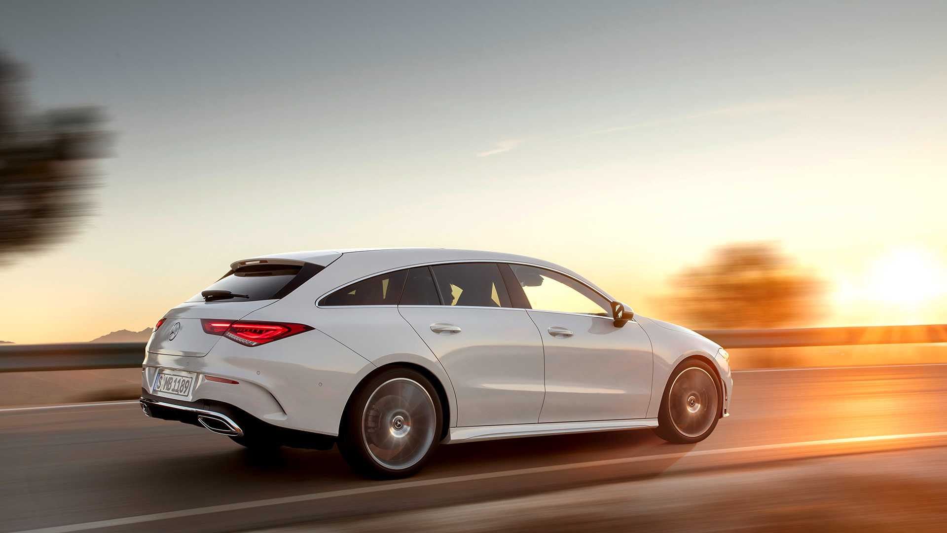 Mercedes-Benz CLA Shooting Brake já tem preços