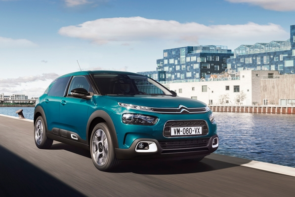 Citroën C4 Cactus não terá segunda geração