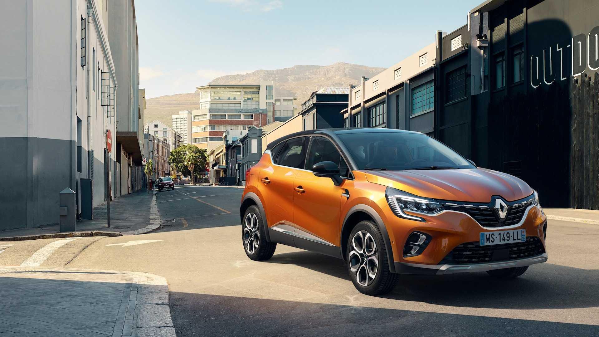 Renault apresenta Captur totalmente renovado