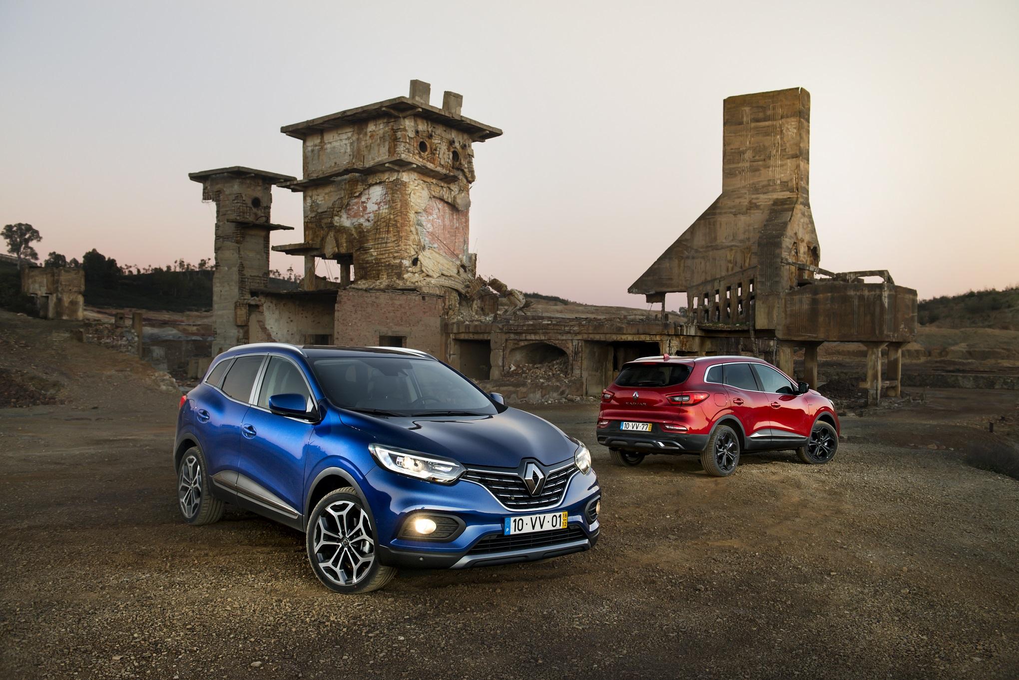 Novo motor 1.7 Blue dCi já disponível na gama Renault