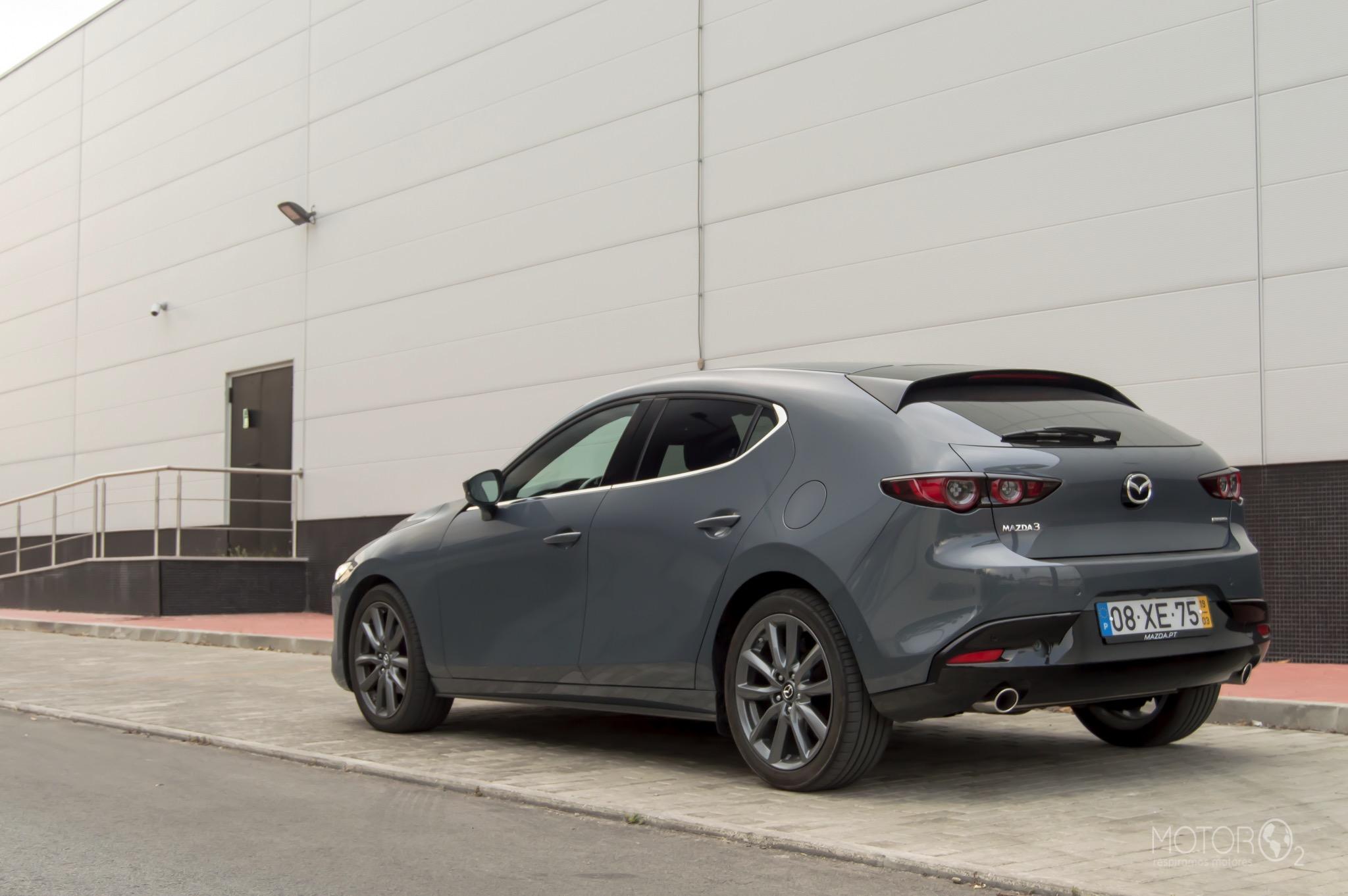 Mazda3 2.0 Skyactiv-G Excellence
