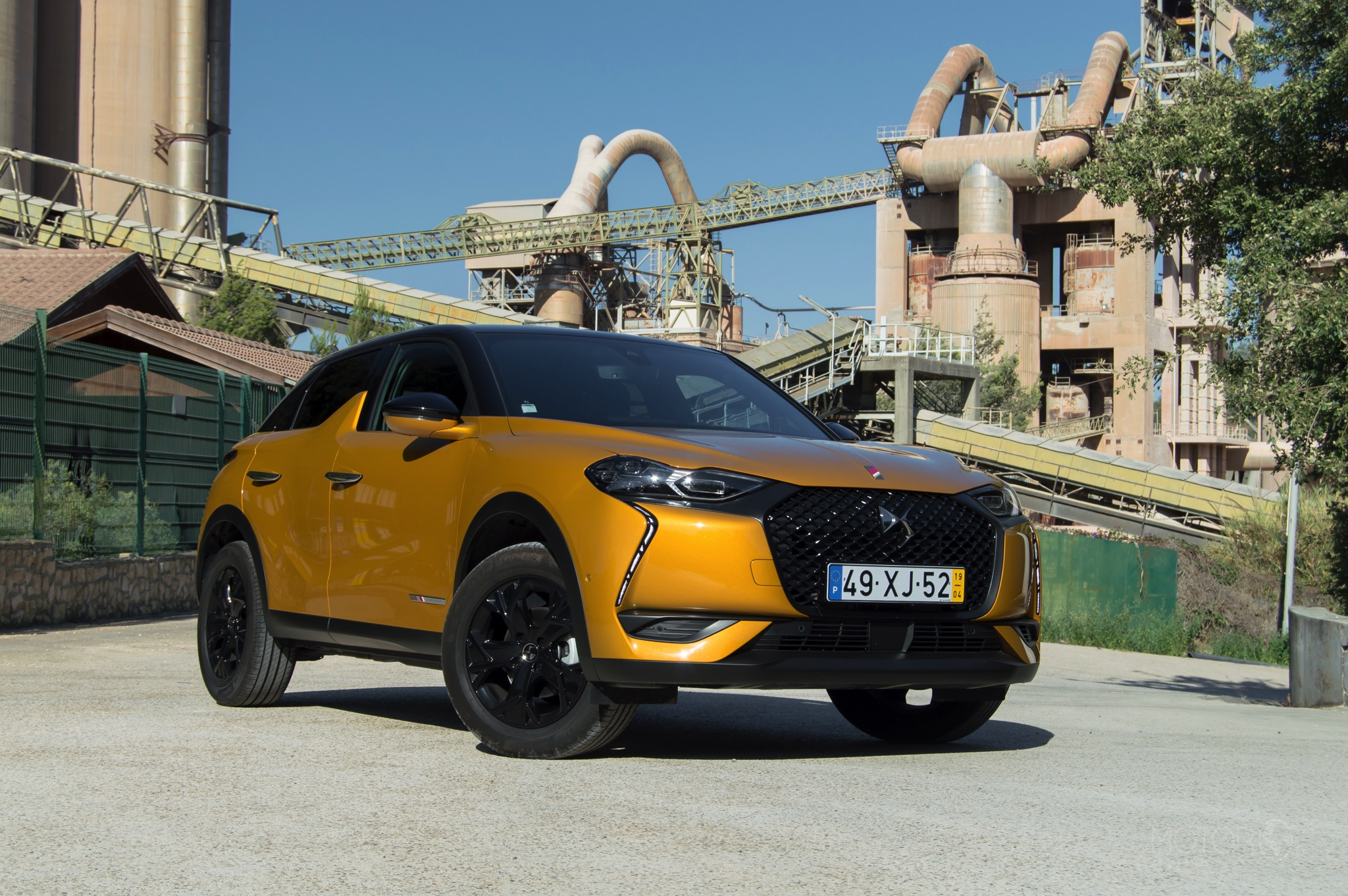 DS 3 Crossback 1.2 Puretech 100 Performance Line