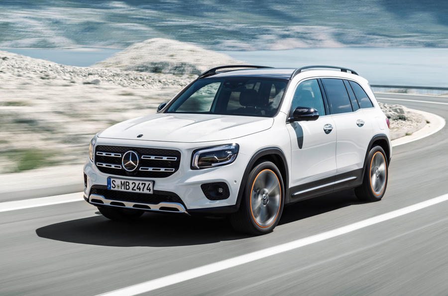 Mercedes-Benz GLB já tem preços para Portugal