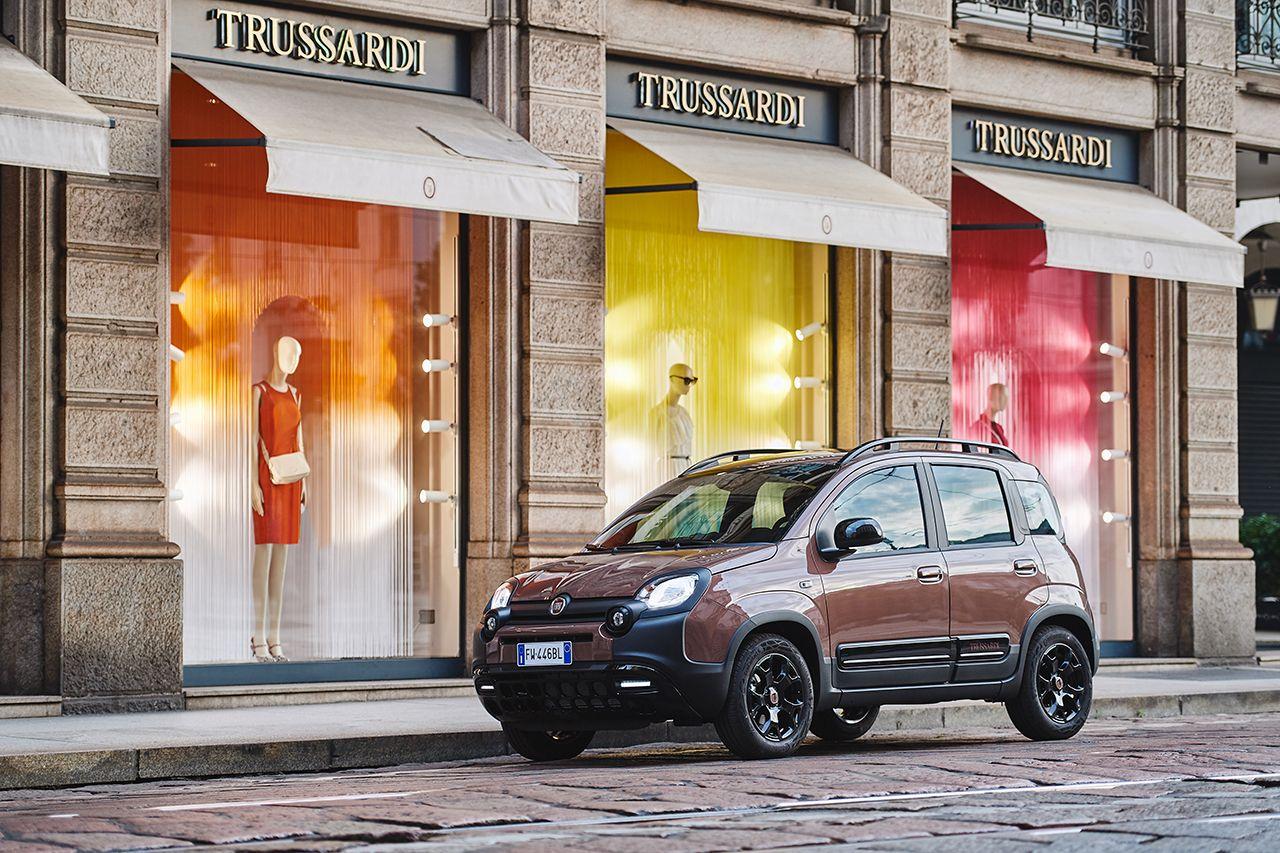 Fiat Panda Trussardi já disponível em Portugal