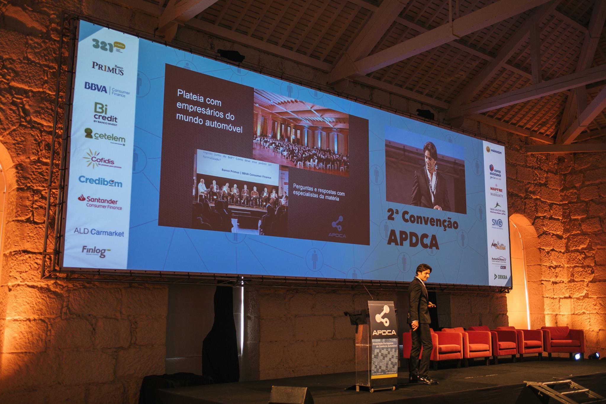 """""""Os desafios do sector do comércio dos automóveis usados"""" – 3ª Convenção da APDCA"""